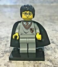 Genuine LEGO HARRY POTTER Minifigure - Harry w/ Starred cape - Complete - hp005