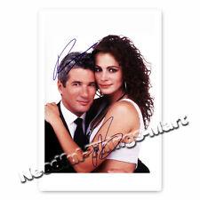 Pretty Woman Julia Roberts & Richard Gere Autogrammfoto 