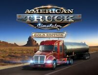 AMERICAN TRUCK SIMULATOR GOLD Steam key