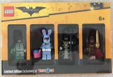 LEGO THE BATMAN MOVIE - 5004939 Batman Movie Minifigures *New In Sealed Box*