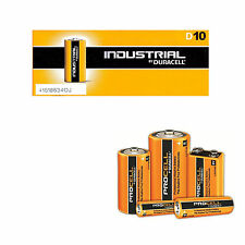 1+1=2 Duracell Procell D Size Alkaline Battery 1.5V MN1300 LR20 MONO TORCIA