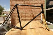 AWESOME New Old Stock Schwinn Paramount 50th anniversary 57cm frame set gold NOS