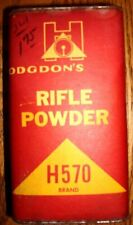 Empty*Vintage*Hodgdons Rifle Powder*H570*16 oz*Empty*Used*Free Shipping