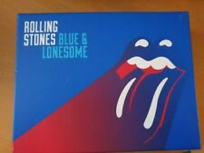 The Rolling Stones Blue And Lonesome CD Deluxe Box Set