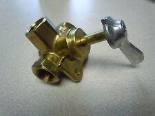 """1""""  RUB Ball Shutoff Value P/N 40DN25 Inline 600 CWP CW617N Air Gas Manual"""