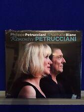 NEW SEALED Remember Petrucciani Jazz CD Philippe Petrucciani Nathalie Blanc 2015