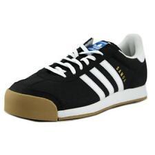 Zapatillas deportivas de hombre adidas de piel color principal negro