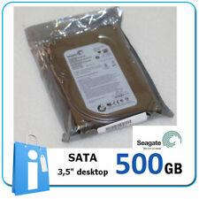"""Disco duro HD 3.5"""" Desktop Ordenador SATA 500GB 5900rpm SEAGATE ST500VM000"""