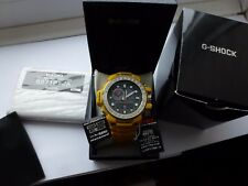 CASIO G-SHOCK GWN-1000 GULFMASTER RARE JAPAN ONLY YELLOW MODEL