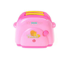 Baby Mini Bread Toaster with Light Classic Toys Pretend Play Kitchen Toys Chic