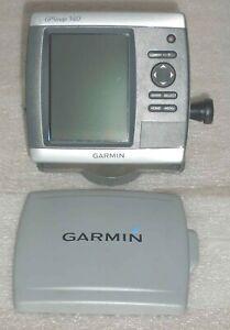 Garmin GPSMAP 540 Color Marine Chartplotter Fishfinder Depth Finder