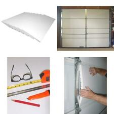 Garage Door Insulation Kit 8-Pieces Moisture Resistant Polystyrene Plastic Foam