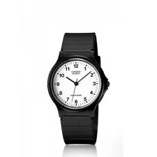 Casio MQ-24-7BLL Unisex Analogue Watch - Black