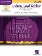 Andrew Lloyd Webber Classics : Cello Pack (2006, Paperback / Mixed Media)