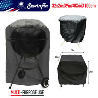 32x26x39in / 80X66X100cm Barbecue BBQ Grill Cover Outdoor Waterproof Prevention