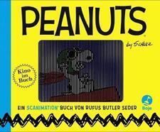 Peanuts by Schulz - Ein Scanimation-Buch von Rufus Butler Seder (2015, Gebundene Ausgabe)