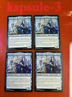 Syr Faren the Hengehammer x4x Throne of Eldraine NM//Fresh MtG