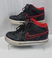 Botas al Tobillo Zapato De Niño Nike Negra Talla UK 4 EU 36.5