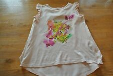 Girls Pink Top from Ted Baker,  Size 5-6 Years