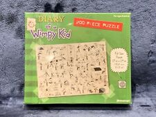 Diary Of A Wimpy Kid 200 Piece Jigsaw Puzzle  Brand NEW Sealed
