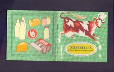 Vintage 30 Page Daisybelle's United Dairies Cookery Book undated (Bwb