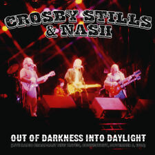 Crosby, Stills & Nash-out of darkness into Daylight (live...) - 2cd - 735002