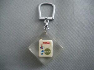 Porte clé BOURBON : TOTAL bidon d'huile altigrade GT