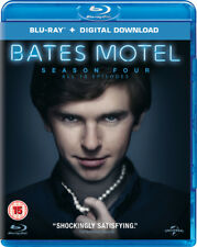 Bates Motel: Season Four Blu-ray (2016) Vera Farmiga ***NEW***