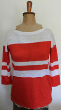 Sportscraft Linen 3/4 Sleeve Casual Tops & Blouses for Women
