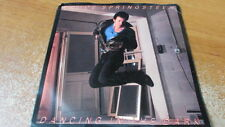 """BRUCE SPRINGSTEEN Dancing in the Dark 45 RPM 7"""" Single WL PR w/ PICTURE SLEEVE"""