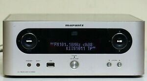 Marantz M-CR502 Audio, Stereo Receiver Amplifier CD input USB and Remote