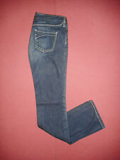 BNWOT Diesel KYCUT 0086F - W26 L34 Straight cut - Ladies Blue TALL Denim Jeans