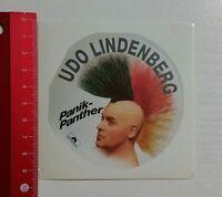 Aufkleber/Sticker: Udo Lindenberg - Panik Panther  (18111644)