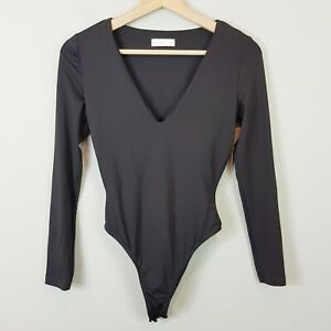 KOOKAI | Womens Long Sleeve Bella Bodysuit [ Size 1 or AU 10 / US 6