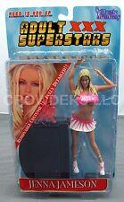 Plastic Fantasy Adult XXX Superstar JENNA JAMESON PINK CHEERLEADER COSTUME 18+