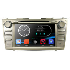 For Toyota Camry 2007-2011 GPS Navigation 8'' Car Radio Stereo DVD Player+Camera