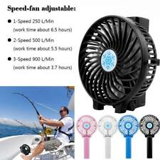 Mini Portable USB Rechargeable Handheld Mini Air Conditioner Cooler Fan Durable