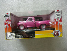 M2 Machines - 1950 STUDEBAKER 2R TRUCK - Pink Chase - Auto-Drivers Rel 24 Sealed