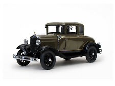 1 18 Sunstar - 1931 Ford Model a Coupe - Chicle Drab