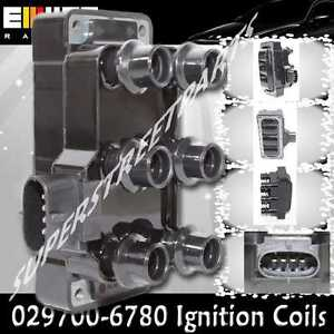 Ignition Coils for 98-09 Mercury Mountaineer 4.0L V6 029700-6780 / DGE446
