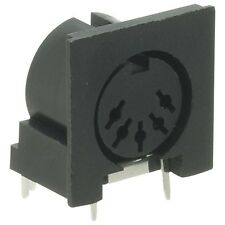 DIN PCB Socket Connector 5 Way (Pack of 2)
