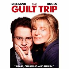 The Guilt Trip (DVD) BRAND NEW FACTORY SEALED FREE SHIPPING