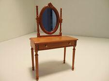 Dollhouse Miniatures Furniture 1/12: 13003WN Vanity