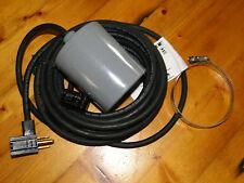 Float Switch UP PLUG Mercury Free Water Well Pump Master 20PMU1WP