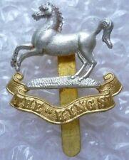 Badge- The King's Liverpool Regiment 9th Battalion Cap Badge (Bi-Metal*)