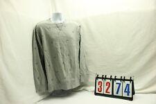 Merona Mens Size XL Extra Large Grey Shirt