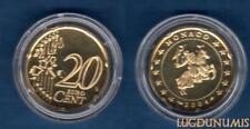 Monaco 2004 - 20 Centimes Sceau des Grimaldi 14999 ex du BE RARE - Monaco