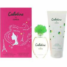 Coffret Femme Parfum Eau de toilette  GRES Cabotine 100ML EDT + 200ML Lait corps