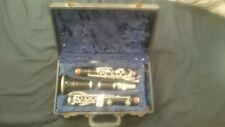 Vintage Besson London  '55'  Wood flute clarinet