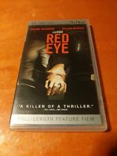 Red Eye UMD PlayStation Portable PSP Rachel McAdams , Cillian Murphy